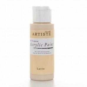 Acrylic Paint (2oz) - Latte