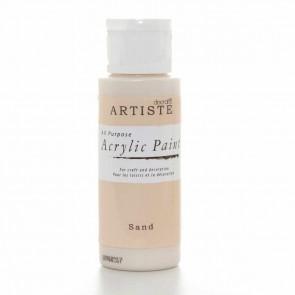 Acrylic Paint (2oz) - Sand