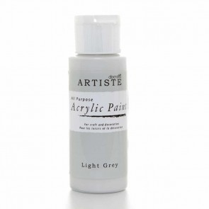 Acrylic Paint (2oz) - Light Grey
