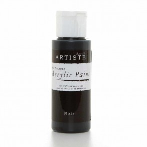 Acrylic Paint (2oz) - Noir