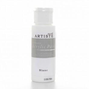 Acrylic Paint (2oz) - Blanc