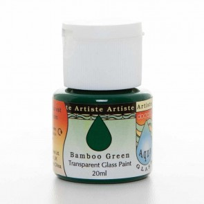 Glass Paint (20ml) - Aquaglass - Bamboo Green
