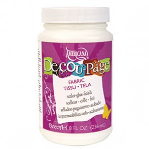 Decou-Page Fabric 236ml