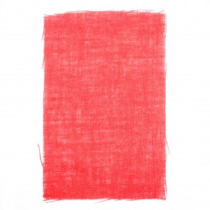 Burlap Sheet A4 Red (2 Pack)