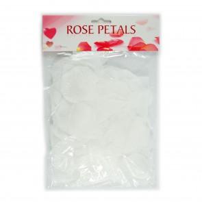 Rose Petals White (150 Pack)