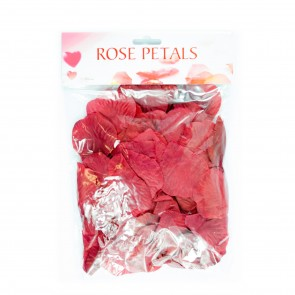 Rose Petals Burgandy (150 Pack)