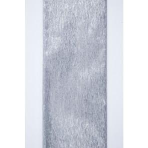 Crepe Paper 50X200cm Pearlescent Silver
