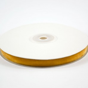Velvet Ribbon 9mm Gold (10 Metres)