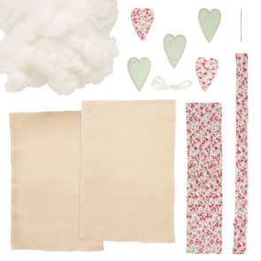 Cushion Kit - Simply Make - Hearts
