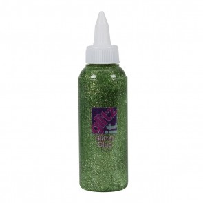 Glitter Glue (120ml) - Light Apple