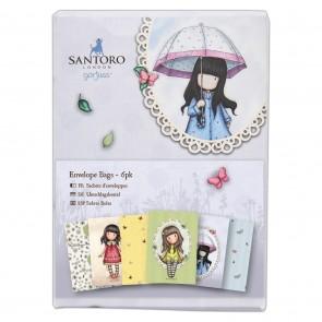 Envelope Bags (6pk) - Santoro