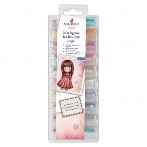 Mini Ink Pads Pack (20pk) - Santoro