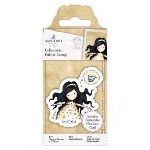 Collectable Rubber Stamp - Santoro - No. 44 Free As A Bird