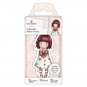 Collectable Rubber Stamp - Santoro - No. 57 Little Heart
