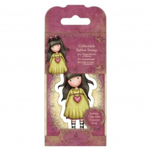 Collectable Rubber Stamp - Santoro - No. 24 Heartfelt