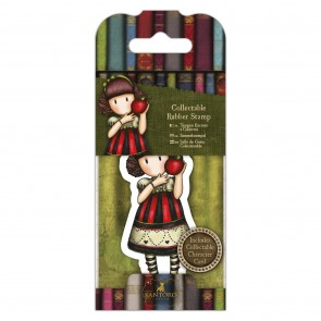 Collectable Rubber Stamp - Santoro - No. 37 Dear Apple