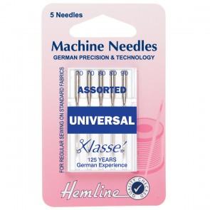 Universal Machine Needles: Mixed