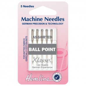 Ball Point Machine Needles: Mixed