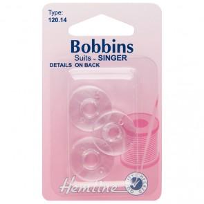 Plastic Bobbin: Singer/Class 66k