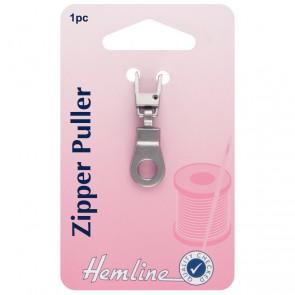 Zipper Puller: Ring - Bronze
