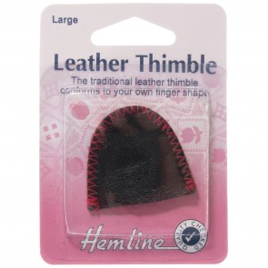 Thimble: Leather - Large