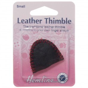 Thimble: Leather - Small