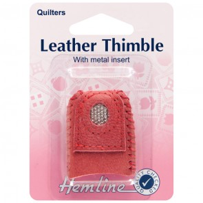 Thimble: Multi-Use Leather