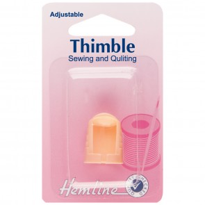 Thimble: Adjustable Multi-Size