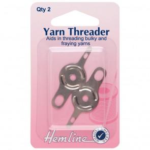 Needle Threader: Yarn