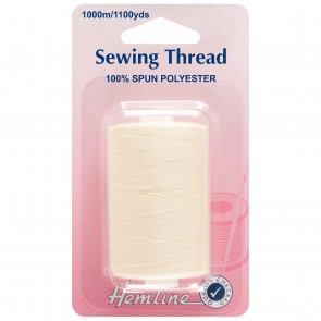 Sewing Thread 1000m: Natural