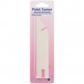 Point Turner & Button Gauge