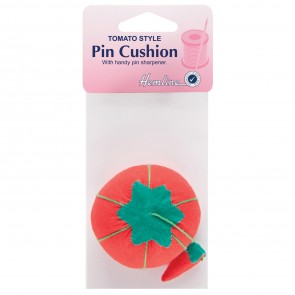 Pin Cushion with Attached Sharpener
