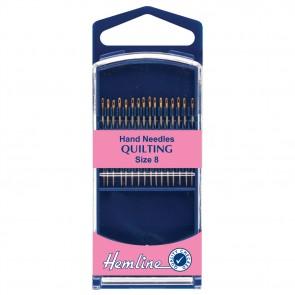 Premium Quilting: Size 8