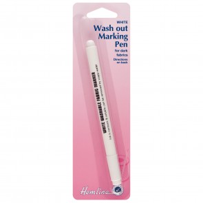 Wash-Out Marking Pen - White