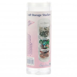 Craft Storage Stackers: Set of 3