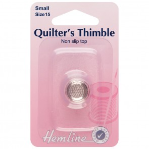 Quilters Thimble: Premium Quality: Small