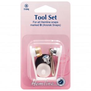 Anorak Snaps Tool Set