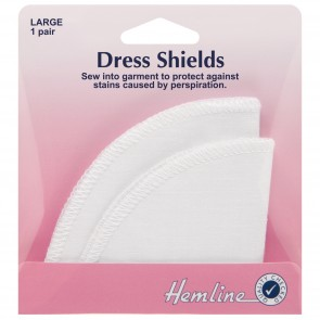 Dress Shields: Full Sleeve - Large