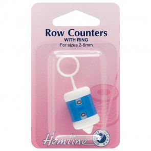 Row Counter with Ring - 2-6mm