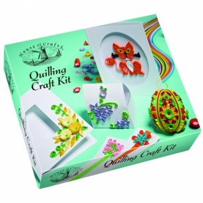 Quilling Craft Kit