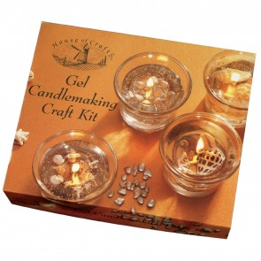 Gel Candlemaking Craft Kit