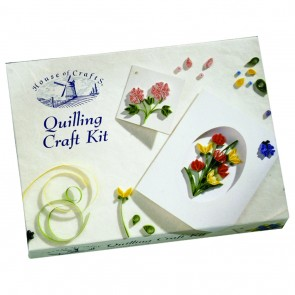 Mini Quilling Craft Kit