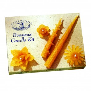 Mini Beeswax Candle Kit