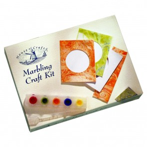 Mini Marbling Craft Kit