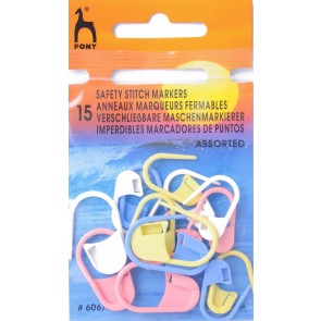Safety Stitch Markers Assorted