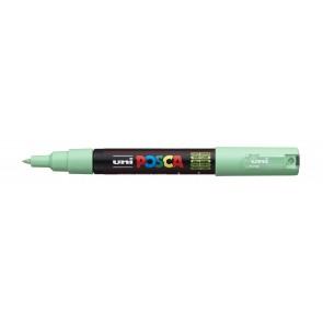 PC-1M POSCA Marker Extra Fine Bullet Tip Light Green