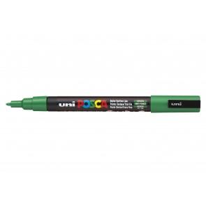 PC-3M POSCA Marker Fine Bullet Tip Green