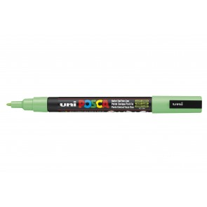PC-3M POSCA Marker Fine Bullet Tip Light Green