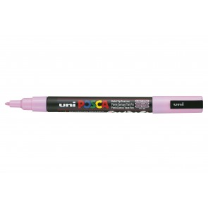 PC-3M POSCA Marker Fine Bullet Tip Light Pink