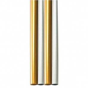 High Temperature Mini Mod Melts Metallics (16 Pack)